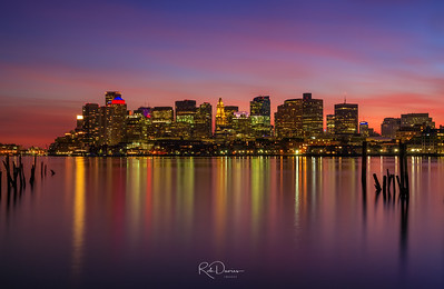 Boston - Views of the city
