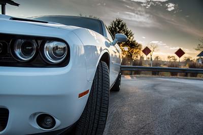 Challenger @ Sunset