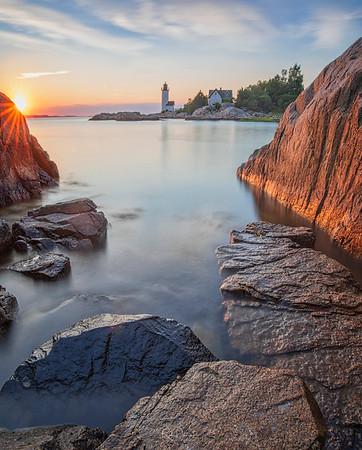 Annisqaum Lighthouse