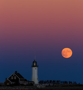 Scituate Supermoon