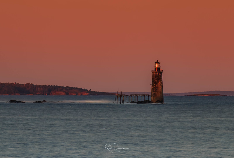 Ram Island Ledge Light
