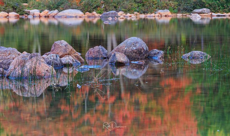 On Jordan Pond