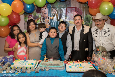 Martin Gutierrez Birthday Party