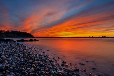 Windmill Point Sunset
