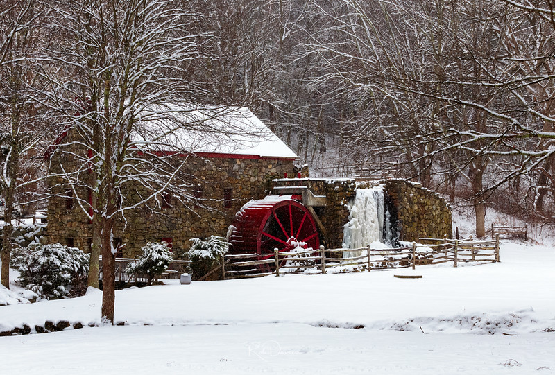 Frozen Mill