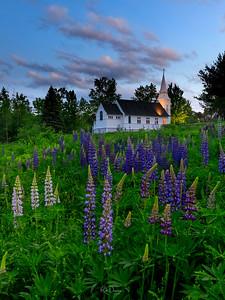 New Hampshire Landscapes
