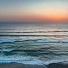 Encinitas Moonlight Beach Sunset Horizon