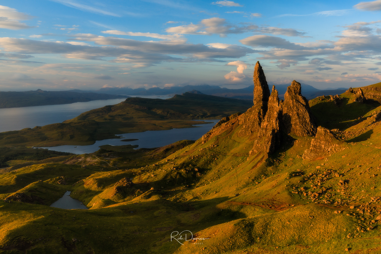The Old Man of Storr at Sunrise
