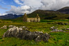 Old Clergy House in Skye, Scotland