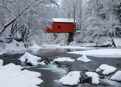 Winter in Vermont I