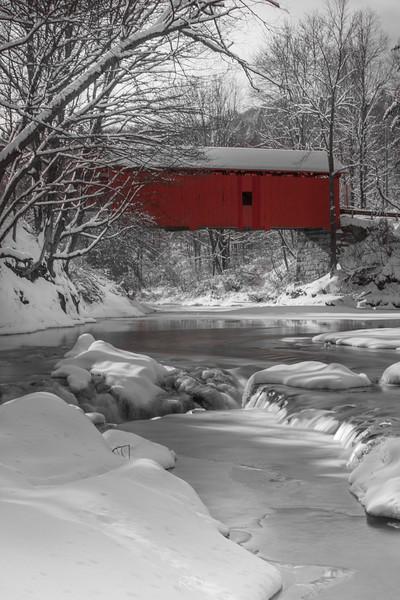 Winter in Vermont II