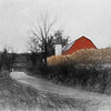 Red barn, Holmes County