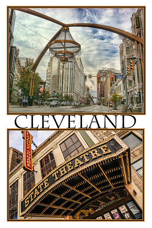 Playhouse Square, Cleveland, OH