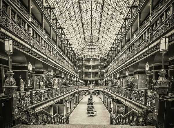 Old Arcade, Cleveland, OH