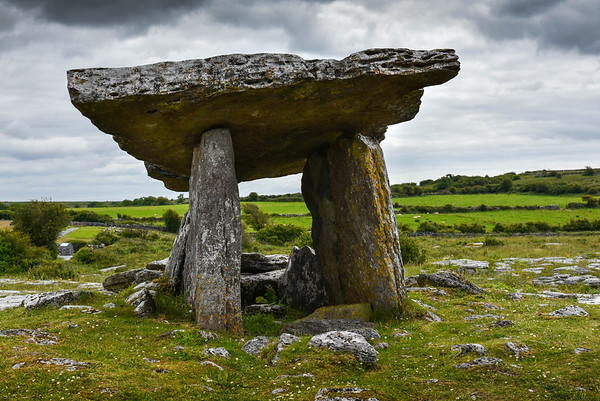 Poulnabrone, #2, color