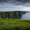 Cliffs of Moher, color