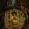 Pulpit, Christ Church Cathedral, Dublin