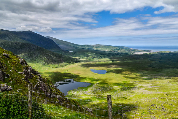 Conor Pass, view #2