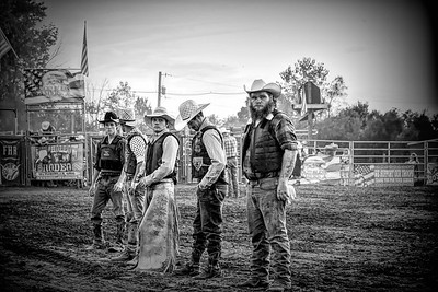 The lineup, rodeo