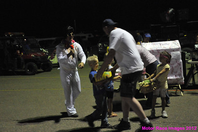 "September 2, 2012 ""Pink Heals Tour and Elvis visit the Speedway"""