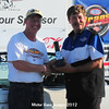 Mike Haraldson, Pierre, R/U, Coca Cola Sportsman Points Race #2