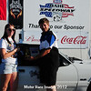 Ashley Holm, Pierre, Winner, SnapOn Coca Cola High School Points Race #2
