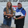 Cassidy Soper, Gettysburg, SD, Oahe Speedway 2013 National Dragster Challenge High School Champion