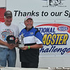 Duane Soper, Gettysburg, SD, Oahe Speedway 2013 National Dragster Challenge Street Trophy Champion