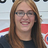 Ashley Holm<br /> Pierre, SD<br /> 2013 Oahe Speedway<br /> Coca Cola Sportsman<br /> Class Champion