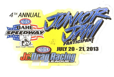 Coca Cola Points Race #5 and 4th Annual Junior Jam July 21, 2013
