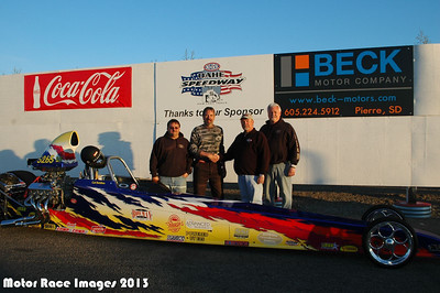 Oahe Speedway Shootouts May 11, 2013