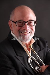 Mike Vax Professional Trumpet Player Photographic Print 3763.02