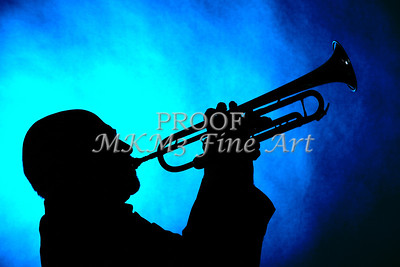 Mike Vax Professional Trumpet Player Photographic Print 3764.02