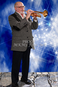 Mike Vax Professional Trumpet Player Photographic Print 3774.02
