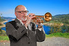 Mike Vax Professional Trumpet Player Photographic Print 3761.02