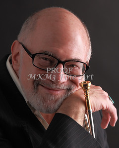 Mike Vax Professional Trumpet Player Photographic Prints
