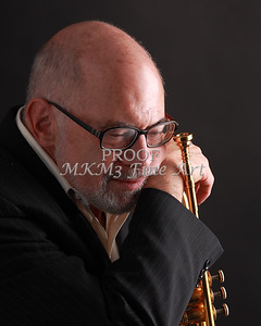 Mike Vax Professional Trumpet Player Photographic Print 3762.02