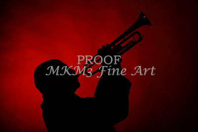 Mike Vax Professional Trumpet Player Photographic Print 3769.02
