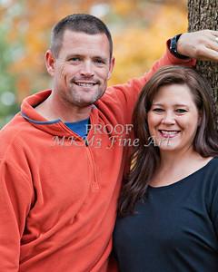 Brian Hudson Family November 24, 2011 Art Print from Thanksgiving 3919.02