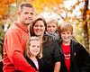 Brian Hudson Family November 24, 2011 Art Print from Thanksgiving 3917.02