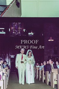 This is a picture of Arlen and Mac's wedding, the rehearsal, and the reception.  Wedding date is May 24, 1975.