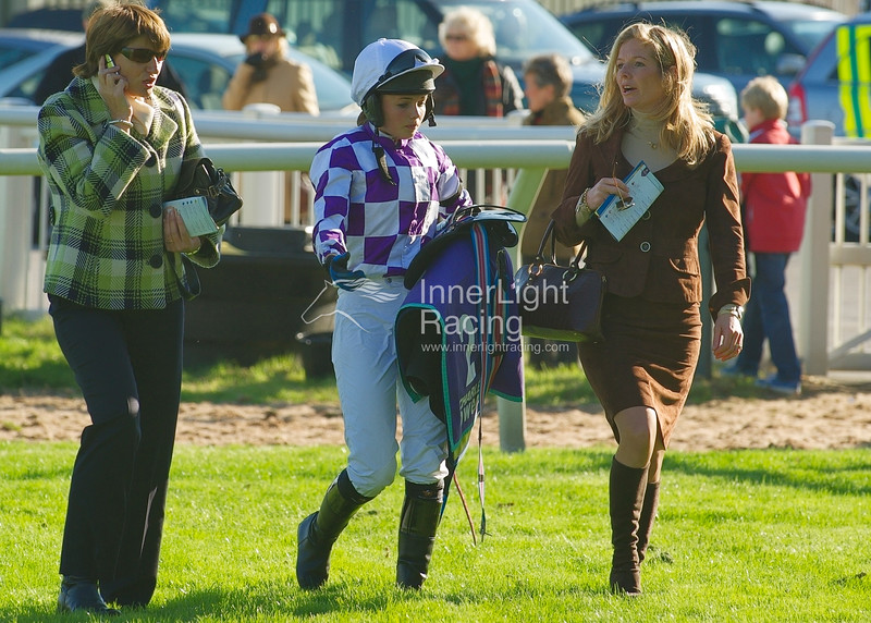 Charles Owen Pony Racing Series 2011 Finals at Aintree Racecourse.
