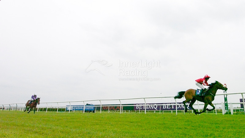 Charles Owen Pony Race, 138cm & Under 6f. Wee Antony, Harry Cobden, second