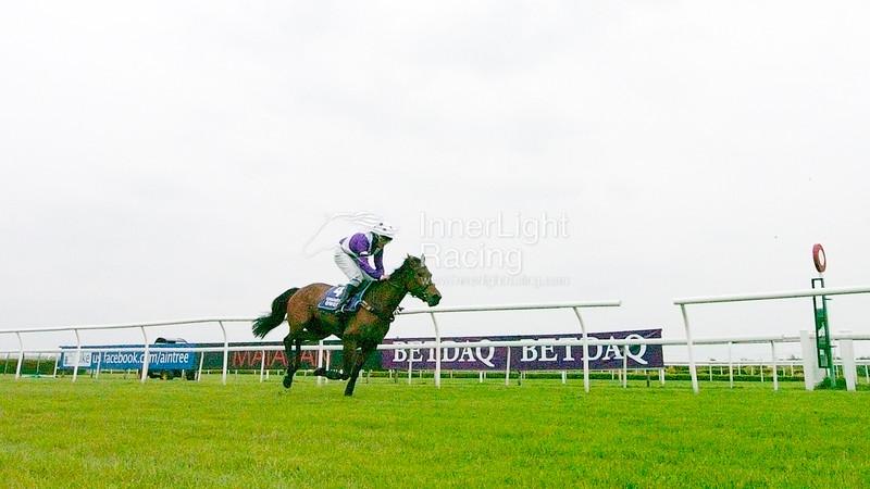Charles Owen Pony Race, 138cm & Under 6f; Fair N Square, Jamie Perrett, 3rd