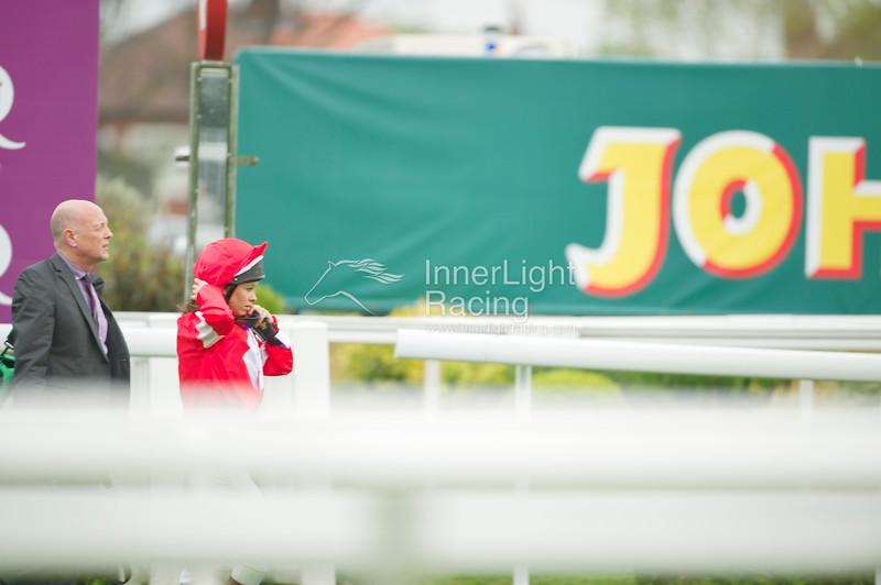 Charles Owen Pony Race, 138cm & Under 6f Jade Heward