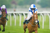Charles Owen Pony Race, 138cm & Under 6f. Little Anne, Charlie Todd, winner.