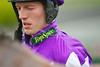 Jockey Adam Nicol (5) after winning on Pickworth (IRE) Betdaq Mobile Apps Conditional Jockeys' Mares' Handicap Hurdle