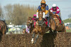 Aintree Grand National Meeting: Thursday 4th April 2013: The Betfred Bowl Steeple Chase (Class 1) (Grade 1)