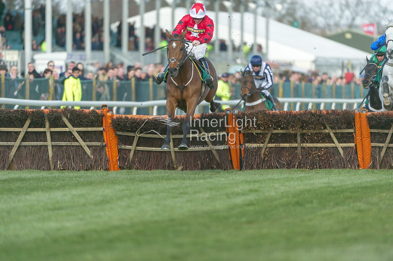 Aintree Grand National Meeting: Thursday 4th April 2013: The John Smith's Aintree Hurdle (Class 1) (Grade 1)