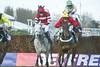 Aintree Grand National Meeting: Thursday 4th April 2013: The Matalan.co.uk Red Rum Handicap Steeple Chase (Class 1) (Grade 3)